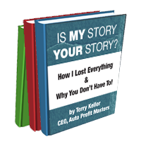 Free Report from Terry Keller: How to Avoid His Mistakes!
