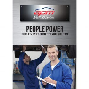 Power People - Auto Profit Masters Shop Owner Training