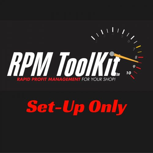 RPM ToolKit Set Up Only - Auto Profit Masters