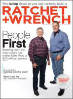 APM on the cover of Ratchet and Wrench