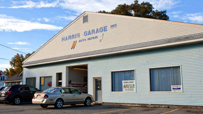 Harris Garage