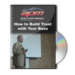 how to build trust with customer