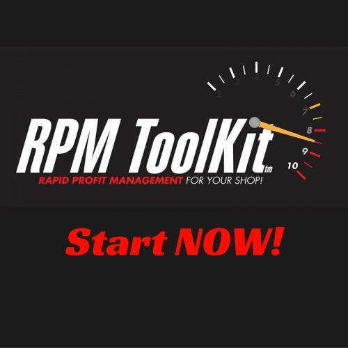 RPM ToolKit Start Now - Auto Profit Masters