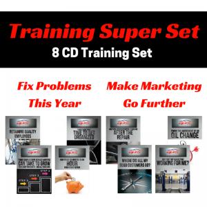 Fix Problems and Marketing 8 CD Super Set Auto Profit Masters Shop Owner Training